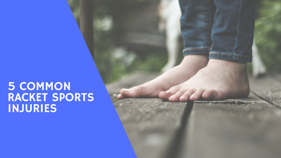 Racket Sports Injuries : Common Injuries , Treatment & How To Avoid Them
